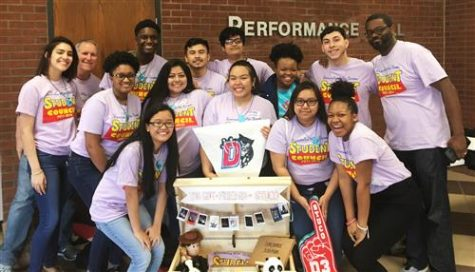 NHS Members raise money for UNICEF