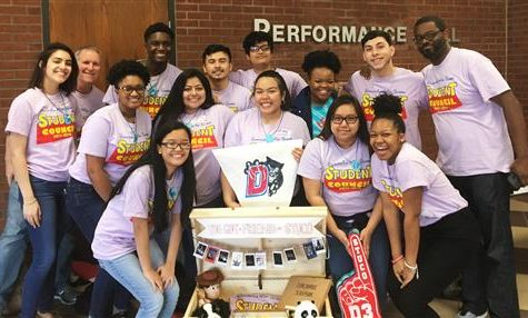 Student Council wins sweepstakes