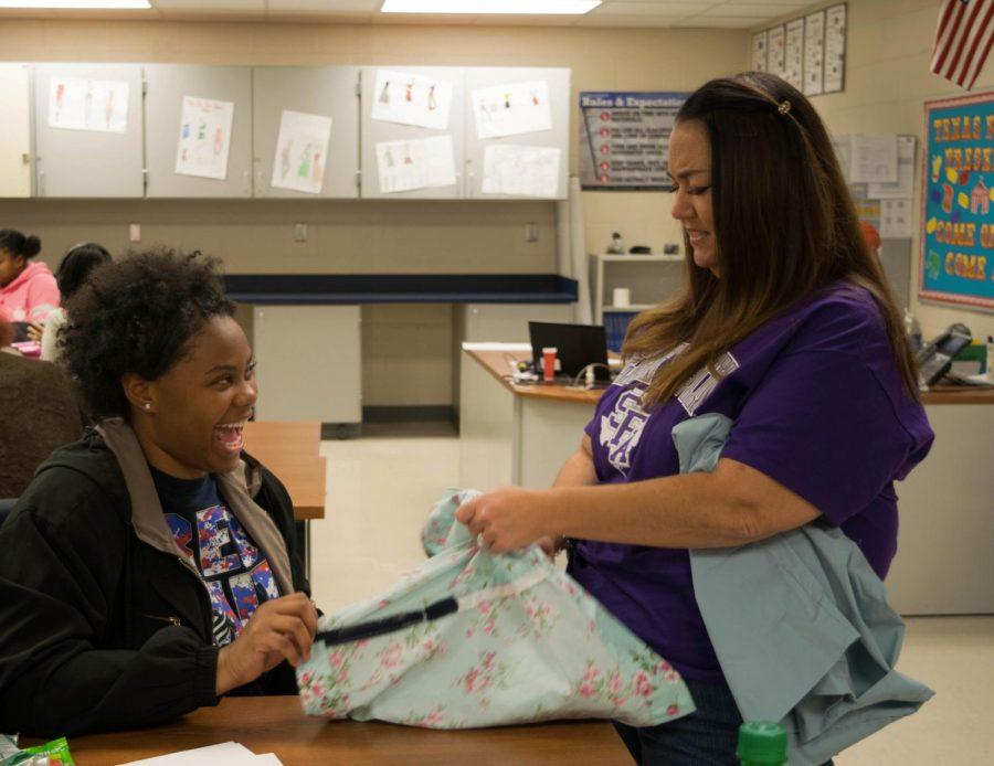CTE Teacher of The Week - Ms. Ellis