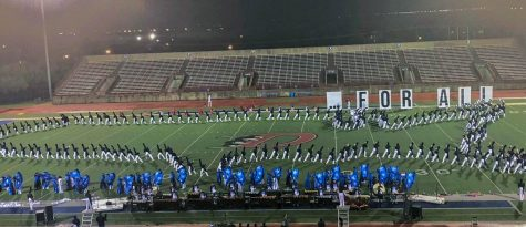 Marching Band at UIL!!!