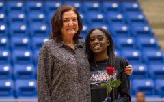 Duncanville Basketball Girls Parent/Senior Night