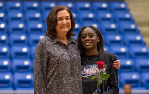 Duncanville Basketball Girls Parent/Senior Night
