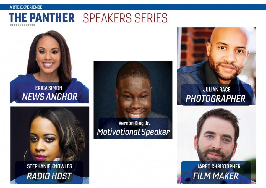 The Panther Speakers Series