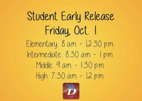Early Release Oct. 1