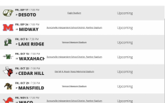 Football Schedule/Score